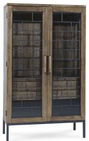 Display Hutch Epicenters Williamsburg Display Cabinet Industrial China