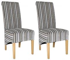Silver Dining Chair Buy Shankar Krista Jupiter Dining Chair Silver Pair Online