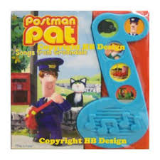 postman pat songs greendale