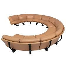Curved Sectional Sofa by Furniture Circular Couch Curved Sectional Sofa Semi Circular