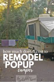 pop up house cost how much does pop up cer remodeling cost