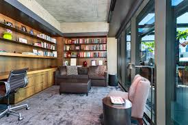live and work luxuriously in this top floor tom kundig penthouse