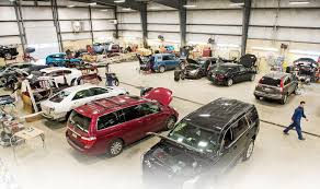 lexus body shop chicago dealerships battle fast growing consolidation of body shop business