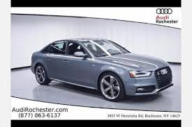 audi s4 used used audi s4 for sale in rochester ny edmunds