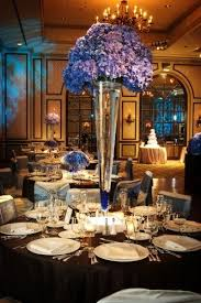 Blue Vases For Wedding 89 Best Wedding Images On Pinterest Tall Vases Centerpiece