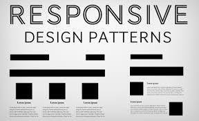 responsive web design layout template 5 really useful responsive web design patterns top digital agency