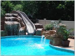 awesome backyard blow up water slides architecture nice