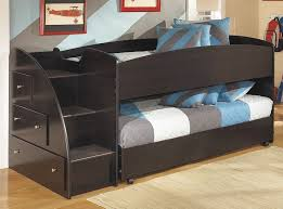 Couch Trundle Bed Embrace Left Side Facing Twin Trundle Bed The Furniture Mart