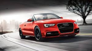 convertible audi red 2017 audi a5 convertible pricing for sale edmunds