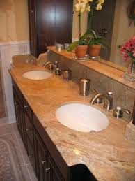 Granite For Bathroom Vanity Design Bathroom Vanity Countertops Calgary Custom Tops Regarding