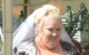 honey boo boo u0027s mom marries in outrageous camo wedding dress