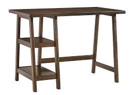 Walmart Small Desk Small Desk Table Medium Brown Home Office Design By Walmart