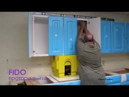 How To Install Kitchen Cabinets Yourself Do It Yourself Kitchen Cabinet Installation Fido