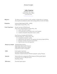 Veterinary Assistant Resume Examples by Kennel Assistant Resume Free Resume Example And Writing Download