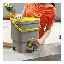 composteur de cuisine composteur de cuisine bokashi organico avec sac 2kg activateur