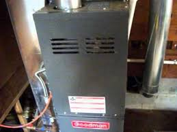 do all furnaces have a pilot light 2008 goodman natural gas furnace starting in heat mode youtube