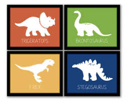 dinosaur decor etsy