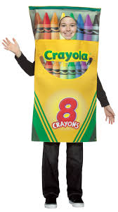 crayons halloween costume crayola crayons box clipart panda free clipart images