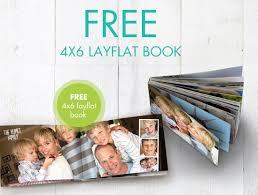 snapfish layflat 4x6 photo book for 2 99 shipped