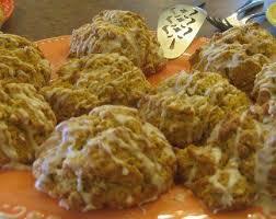 best pumpkin spice drop scones recipe australian desserts