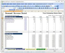 raise capital bizplanbuilder business plan software template