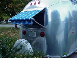 Vintage Trailer Awning Poll Awnings On Vintage Trailers Airstream Forums