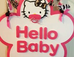 hello centerpieces hello baby shower centerpieces s44design