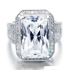 lab created engagement ring emerald cut lab created engagement rings best images