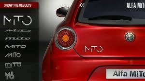 alfa romeo logo alfa romeo picks new mito logo motor1 com photos