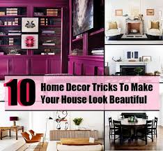 10 home decor tricks to make your house look beautiful