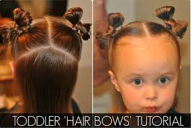 toddler hair bows 17 adorable hairstyles your toddler girl will