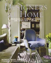 designers at home personal reflections on stylish living ronda