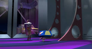 woody and buzz sneaking into pizza planet pixar