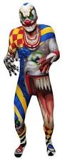 Scary Clown Halloween Costumes Adults Scary Clown Halloween Morphsuit Scary Clowns Scary