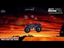 miniclip monster truck nitro 2 miniclip monster truck game upside down glitch lol