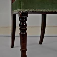 William Iv Dining Chairs Set Of 6 William Iv Mahogany Dining Chairs Antique Furniture