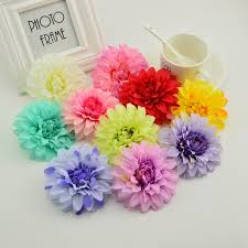 flowers for cheap silk gerbera wedding home decoration diy make door wreath