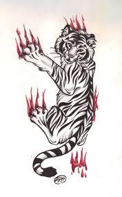 tiger tattoo designs pictures symbolism best 25 scratch tattoo ideas on pinterest rib tattoo script