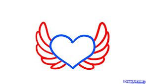 drawn hug angel pencil and in color drawn hug angel