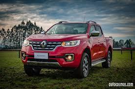 renault alaskan 2017 la nueva camioneta del rombo al fin debuta