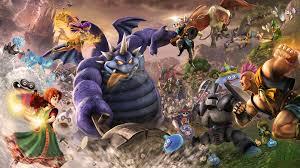 10 tokyo warriors review dragon quest heroes ii