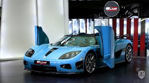 koenigsegg car blue 2010 koenigsegg ccxr special edition in dubai united arab emirates