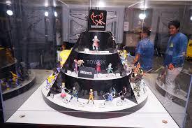 sdcc 2017 gallery tamashii nations dragon ball z and anime the