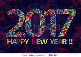 happy new years posters new year 2017 wallpaper happy new stock vector 497784655
