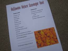 Backyard Scavenger Hunt Ideas Backyard Nature Fun Halloween Scavenger Hunt Goexplorenature Com