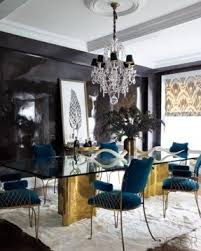 Patterned Dining Chairs Black Fabric Dining Chairs Foter