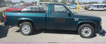 Dodge Dakota Truck Tires - 1993 dodge dakota pickup truck item i1299 sold november