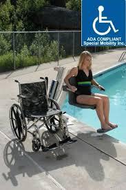 Motorized Pool Chair Pro Pool Lift Gruas Para Alberca O Piscina