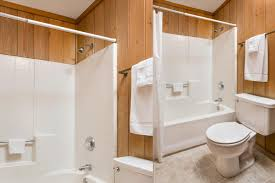 Rustic Cabin Bathroom - new rustic cabins and duplexes pet friendly idyllwild inn