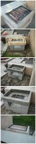Diy Backyard Grill by Best 20 Diy Grill Ideas On Pinterest Fire Pit Grill Pit Bbq